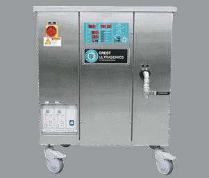 ultrasonic aqueous cleaner