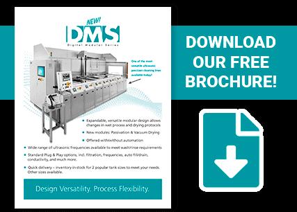 Crest digital modular series (DMS) system