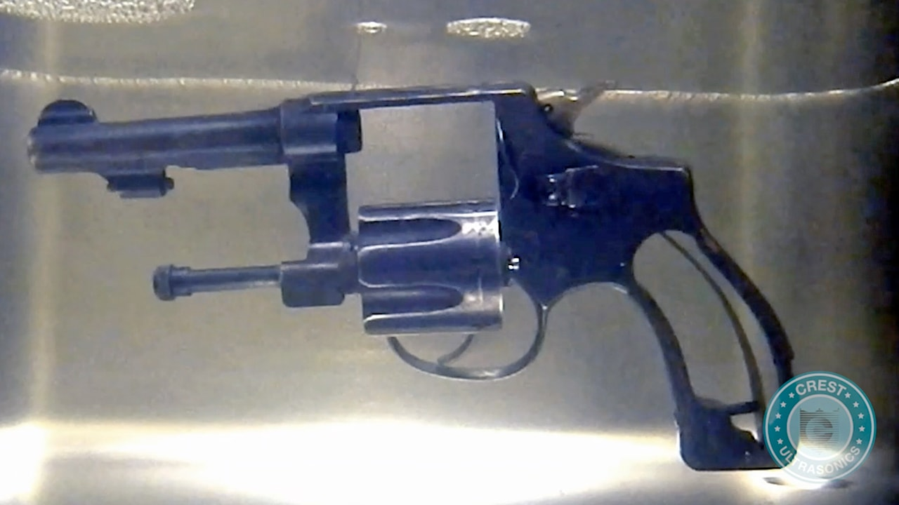 32NP Handgun Cleaning