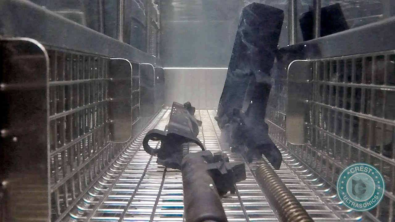 F-1236 Handgun Cleaner