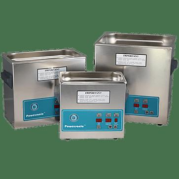 benchtop ultrasonic tanks