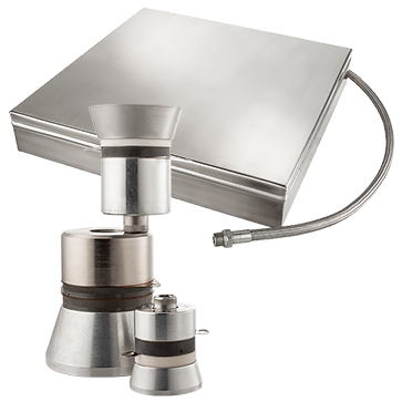 ultrasonic immersible transducers