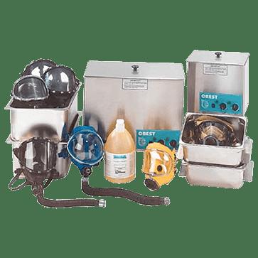 ultrasonic scba cleaner