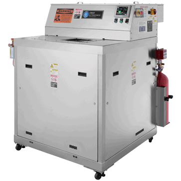 AL-1010 compact low flashpoint vapor degreaser