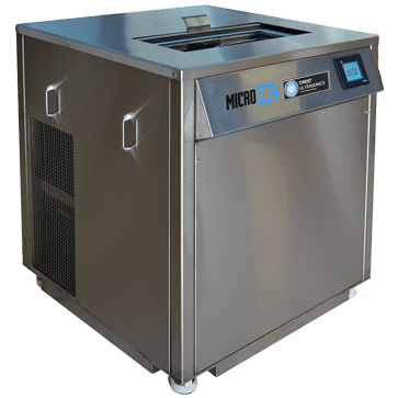 micropac twin sump ultrasonic vapor degreaser
