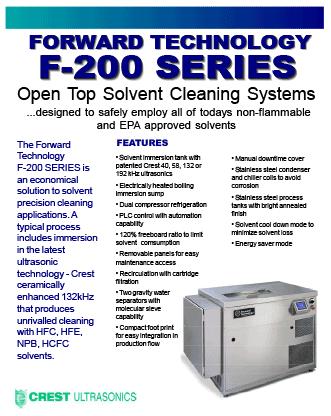F-200 datasheet