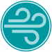 blowing air icon
